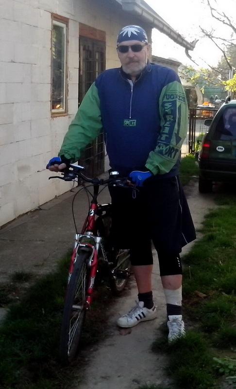 Peca na biciklu 4